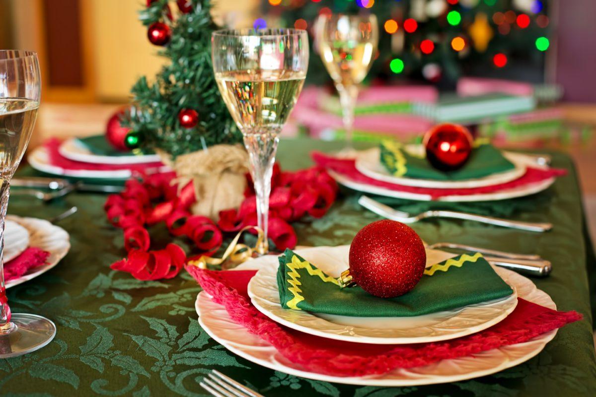 english christmas dinner